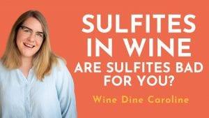 sulfites in wine