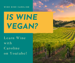 is wine vegan